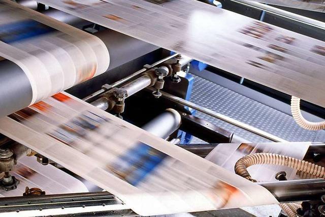 Erleben Sie, wie die Badische Zeitung entsteht, und seien Sie zu Gast im Pressehaus in Freiburg!