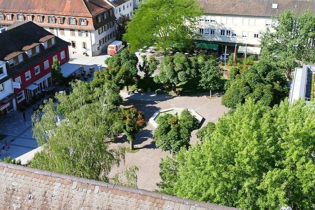 Der Weg für einen Neubau im Stadtzentrum von Rheinfelden ist frei