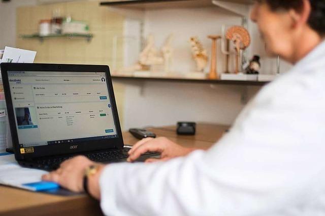 E-Rezepte für Patienten im ganzen Land geplant