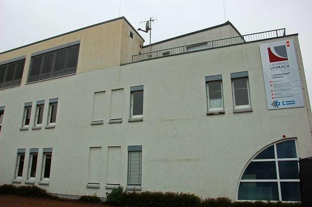 Der Landkreis kauft ein Gebäude im Lörracher Entenbad