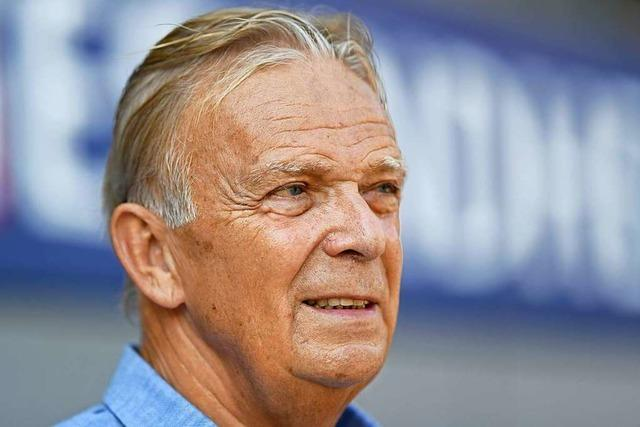 Trainerlegende Volker Finke lobt RB Leipzig