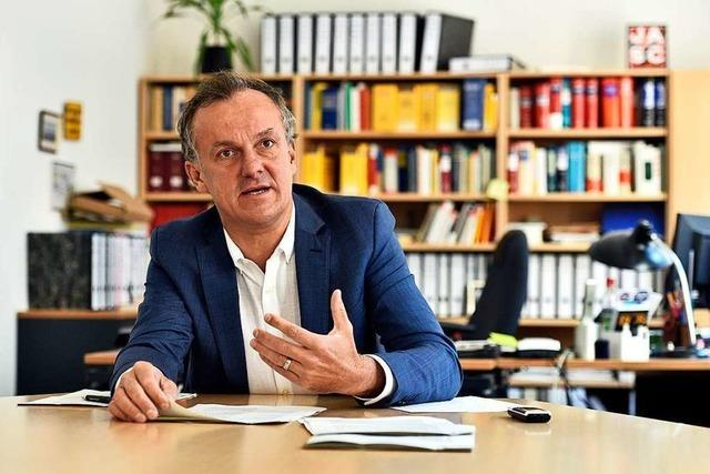 Freiburgs Rechtsamtsleiter zum Stadionurteil: