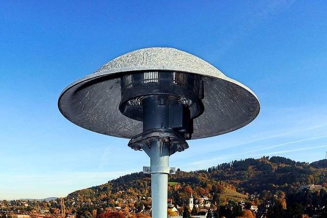 Am Samstag um 10 Uhr heulen in ganz Freiburg die Sirenen