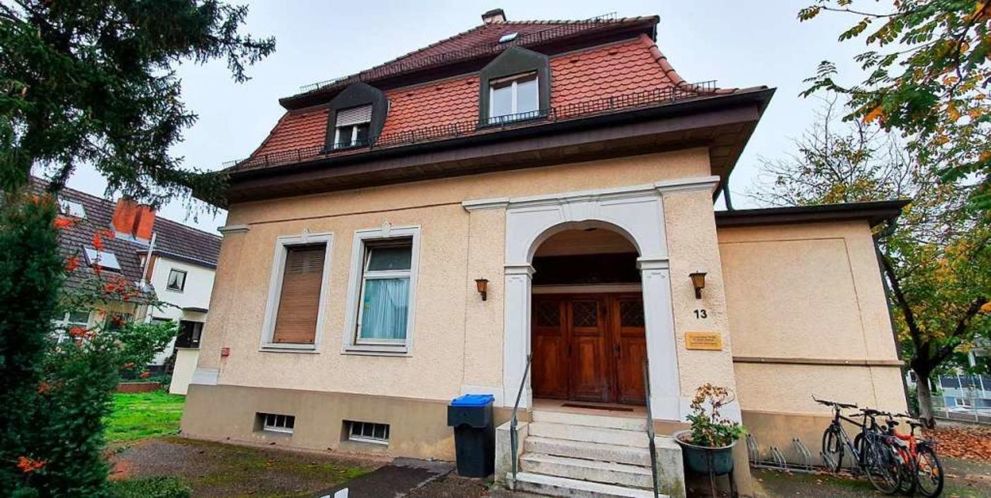 Die Alte Schule in Schallstadt wird umgebaut.  | Foto: Julius Wilhelm Steckmeister