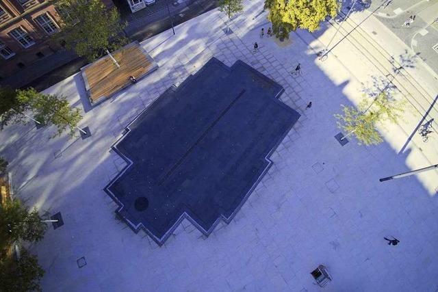 Eine Historikerin hat die wechselvolle Geschichte des Freiburger Synagogengrundstücks erforscht