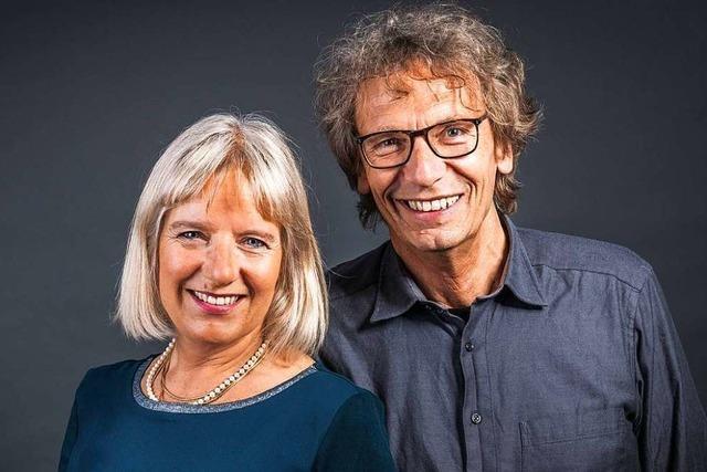 Thomas und Ulrike Vogt bringen mit einem Musical Schüler aus Grenzach-Wyhlen und Twer zusammen