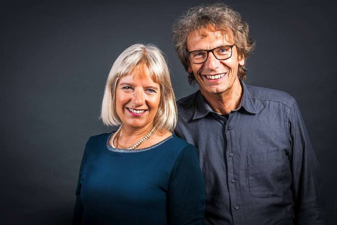 Thomas und Ulrike Vogt  | Foto: Jürgen Höppner