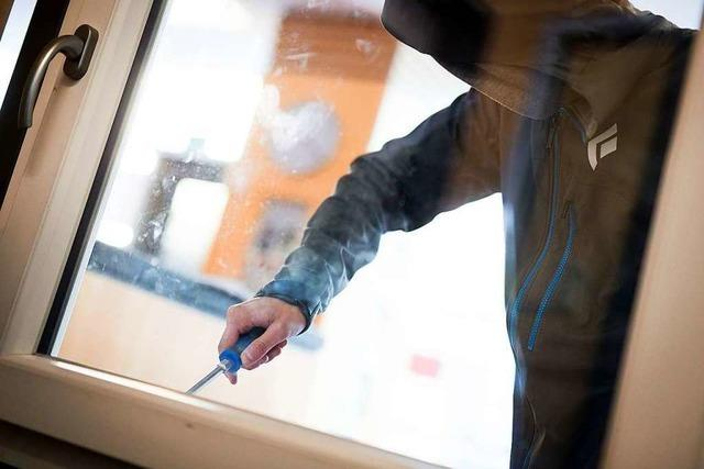Einbrecher nutzt eine Trauerfeier aus und wird in Dörlinbach erwischt