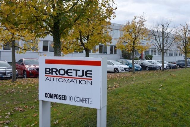 Broetje Automation schließt die Produktion in Grenzach-Wyhlen