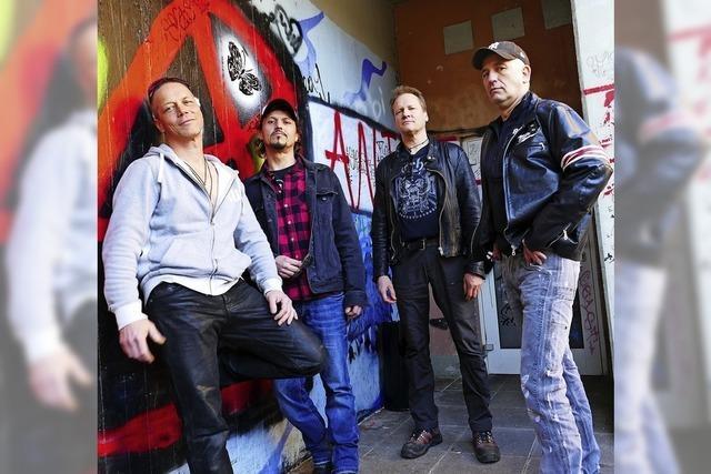 Die Bands Rockwell und Ölch geben Konzert im Gasthaus Biersieder