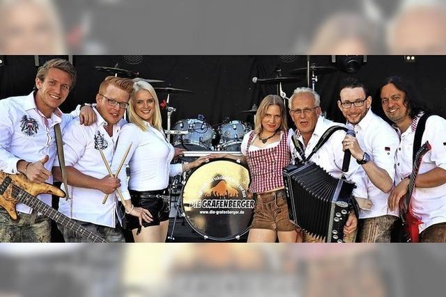 Stadtmusik lädt zum Weinfest
