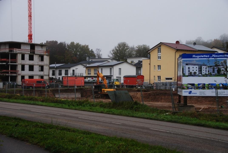 Die Baulandreserven in den Neubaugebie... zum Anstieg der  Mietpreise beiträgt.  | Foto: Manfred Frietsch