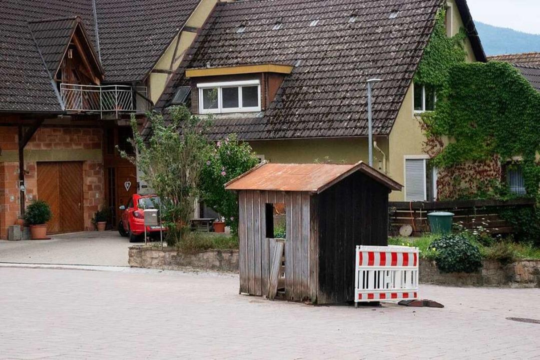 Früher wurden beim Bruggewooghiesli Ti..., um ihren Verkaufspreis zu bestimmen.  | Foto: Volker Münch