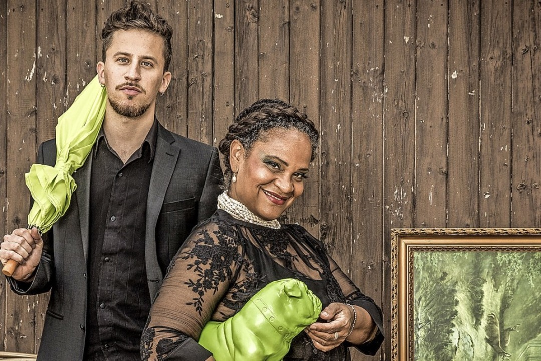 Cécile Verny & Johannes Maikranz   | Foto: Britt Schilling