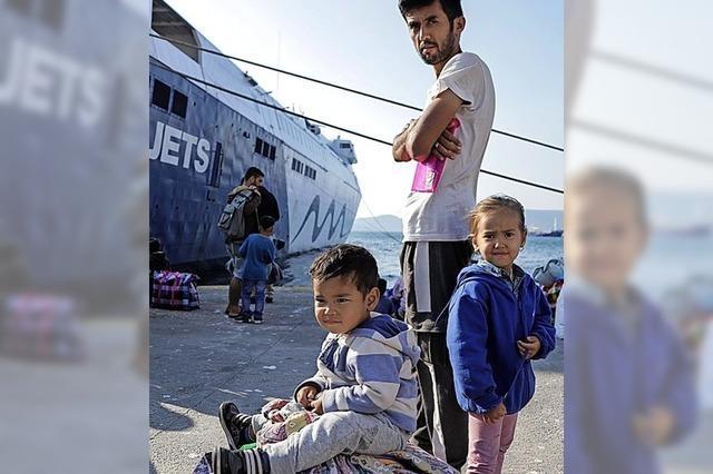 Athen will schärferes Asylgesetz