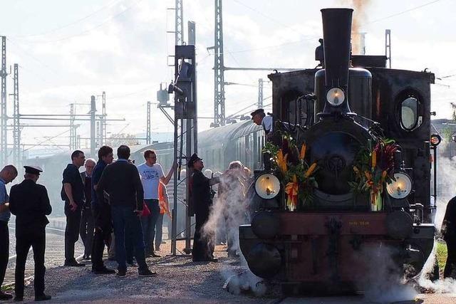 50 Jahre Chanderli als Museumsbahn – Festakt am Freitag