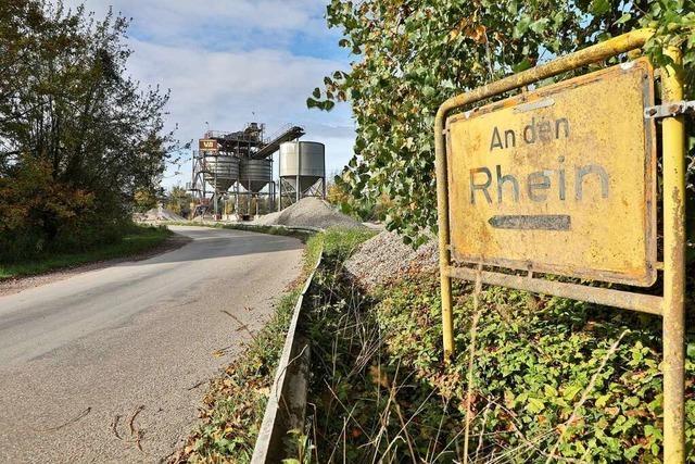 Gegenwind für die geplante Rheinbrücke bei Ottenheim