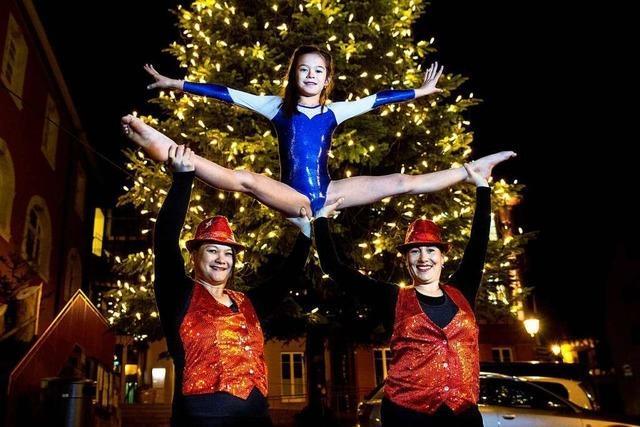 Der Circus Paletti tritt erstmals in der Weihnachtszeit in Ettenheim auf