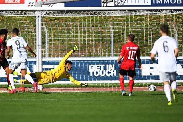 U19 des SC Freiburg verliert Spitzenspiel gegen Bayern München