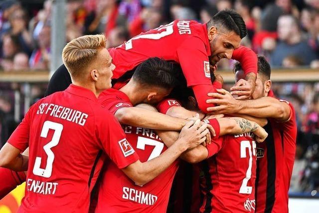 SC Freiburg gewinnt dank Leistungssteigerung gegen Leipzig mit 2:1