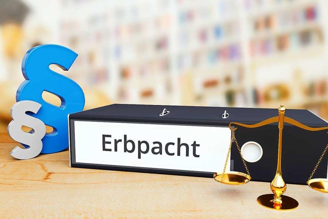 Die Stadt Freiburg darf keine Erbbaugr... Grundstücke nur in Erbpacht vergeben.  | Foto: MQ-Illustrations (Adobe Stock)