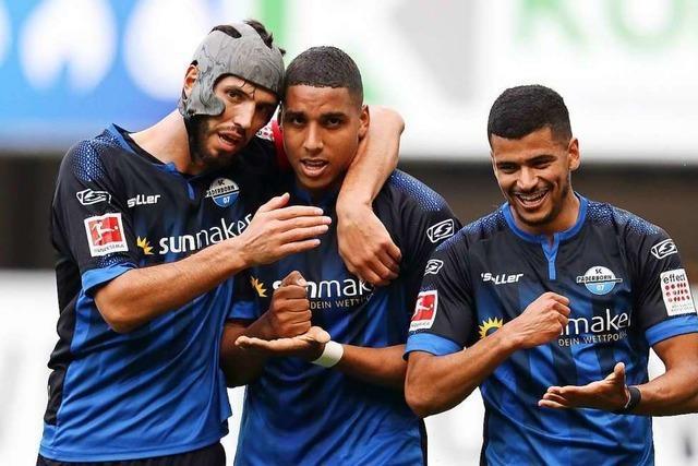 SC Paderborn gelingt gegen Düsseldorf erster Saisonsieg
