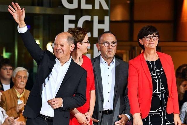 Die SPD hat den Richtungsentscheid vertagt