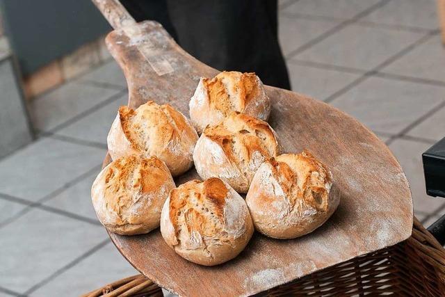 In der Tantenmühle wird Brot aus alten Getreidesorten gebacken