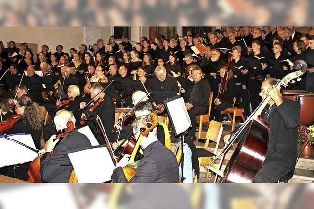Junge Sopranistinnen begeistern das Publikum
