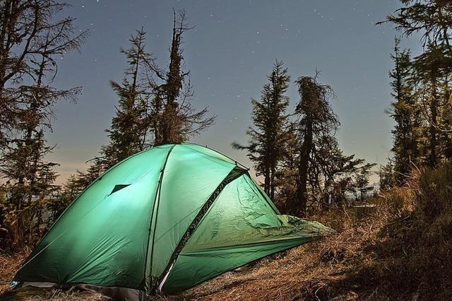 Neuer Standort für das Trekkingcamp