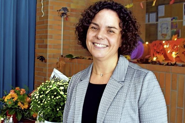 Simone Peyré ist neue Leiterin der Waldbachschule