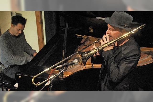 Feiner kammermusikalischer Jazz im Stile einer Hausmusik