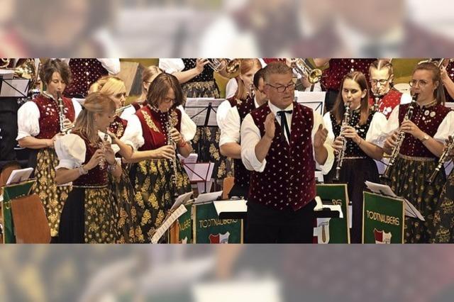 Märsche und Polkas als musikalisches Adieu