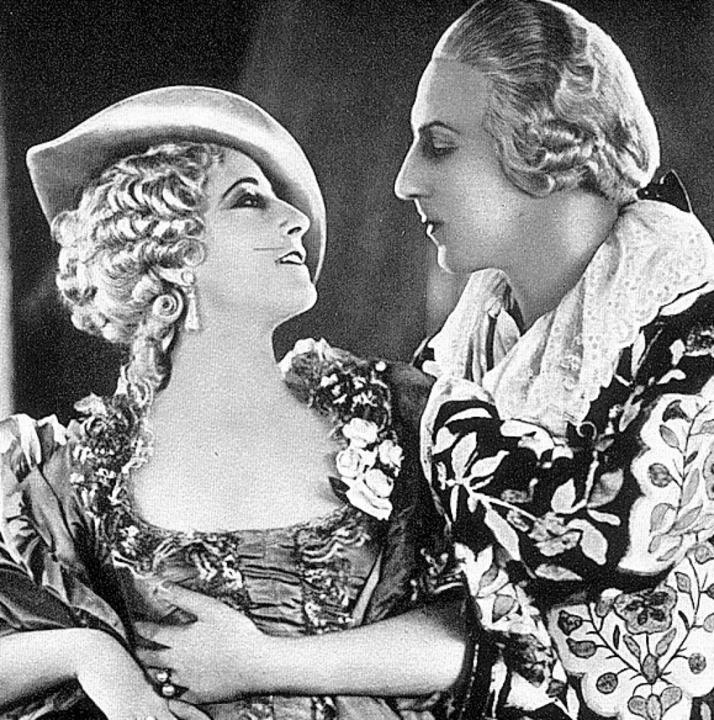"""Szene aus """"Casanova"""" (1927)    Foto: © Deutsche Fotothek – Unbekannter Fotograf"""