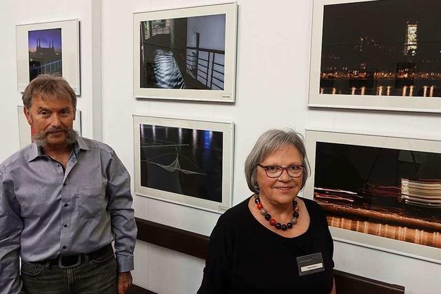 Fotografien im Kesselhaus in Weil am Rhein zeigen die Dinge in einem anderen Licht