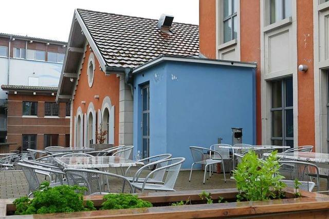 Die Ausstellung im Alten Wasserwerk Lörrach soll junge Künstler motivieren