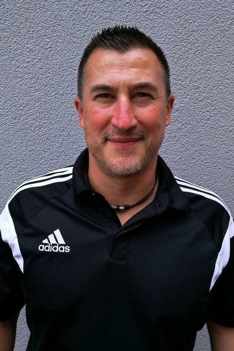 Markus Lach, Trainer der SG Dörlinbach-Schweighausen    Foto: Privat