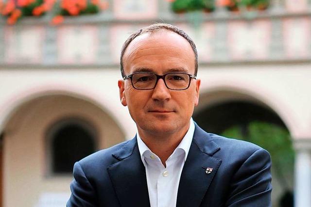 Konstanzer Oberbürgermeister: