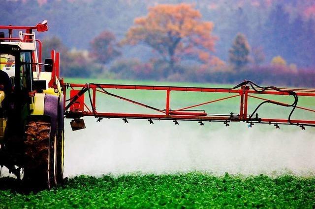 Der Kreis Lörrach will auf eigenen Flächen keine Pestizide mehr einsetzen