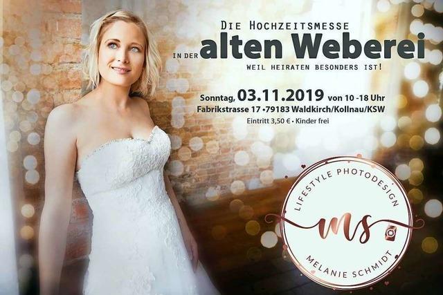 Waldkircher Hochzeitsmesse in der alten Weberei