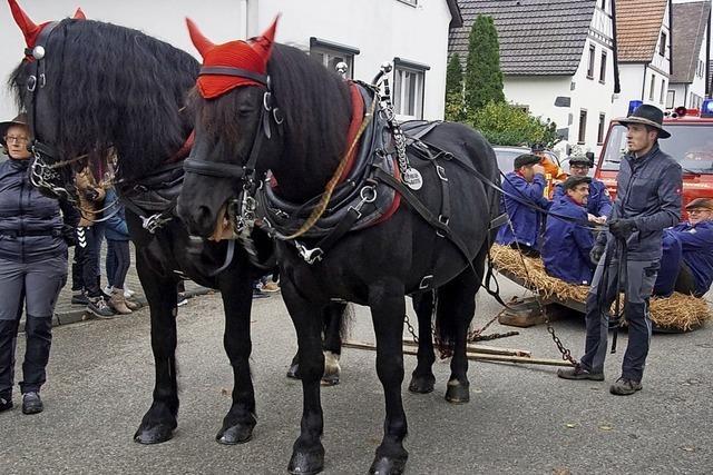 Die Weisweiler feiern die Tradition