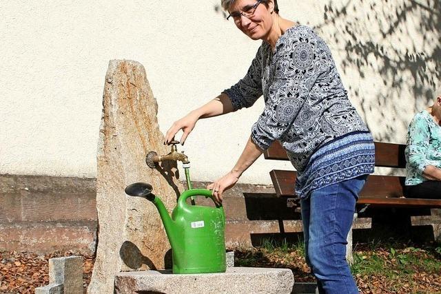 Brunnenbau im Ehrenamt
