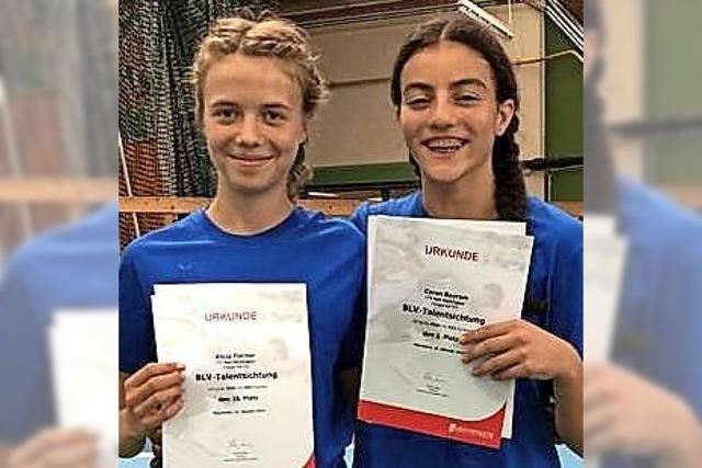 Erfolge für junge Säckinger Sportlerinnen