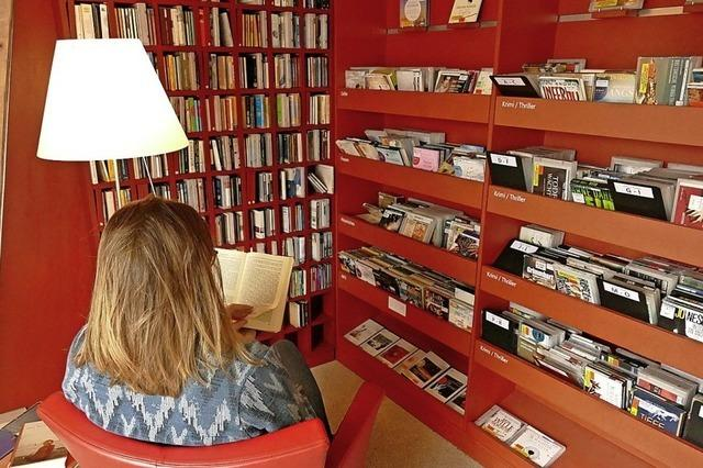 Stadtbibliothek nicht mehr zeitgemäß