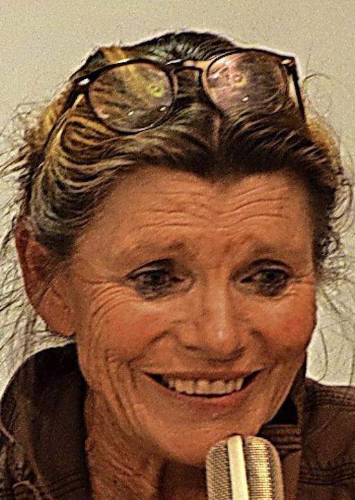 Anita Idel  | Foto: Sarah Nöltner