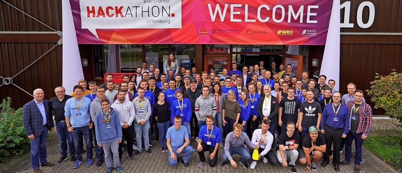 Geballte Kreativität: Auch der dritte ...rest Hackathon war ein voller Erfolg.   | Foto: WRO