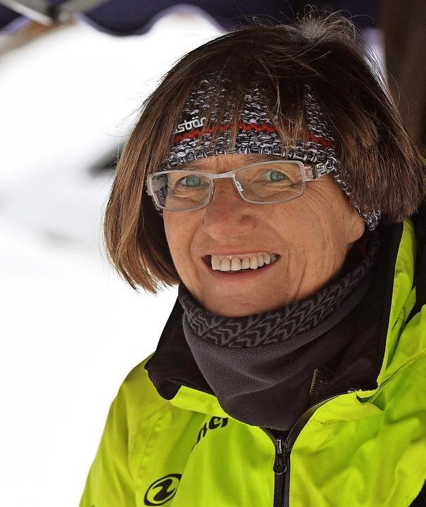 Organisationstalent Heidi Spitz ist au...noch immer mit Freude bei der Arbeit.   | Foto: Wolfgang Scheu