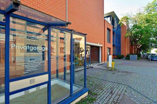 Freiburg bekommt ein weiteres öffentliches Parkhaus