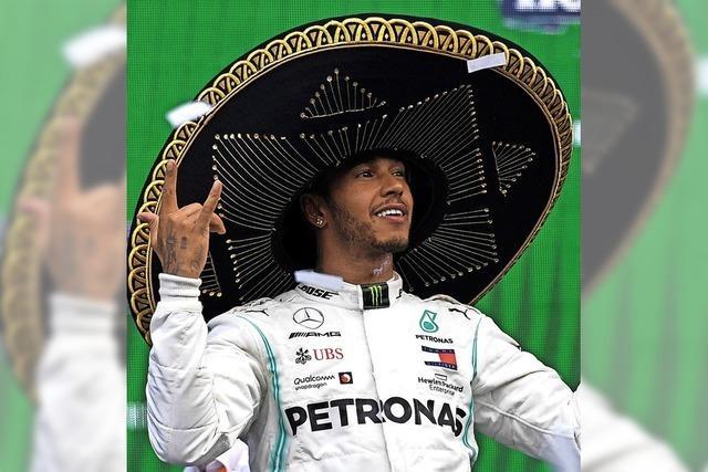 Hamilton zeigt die Schwächen des Vettel-Teams auf