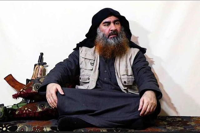 Nach al-Bagdadis Tod: das Ende einer Jagd, aber nicht des IS